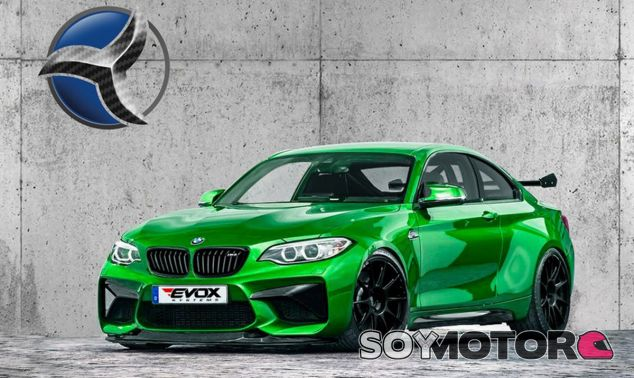 Recién presentado, el BMW M2 tiene sus primeras dos preparaciones virtuales - SoyMotor
