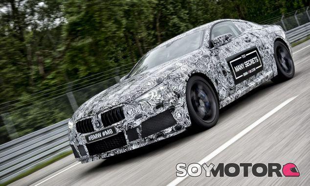 El BMW M8 es la primera novedad en esta ofensiva que ha preparado la marca - SoyMotor