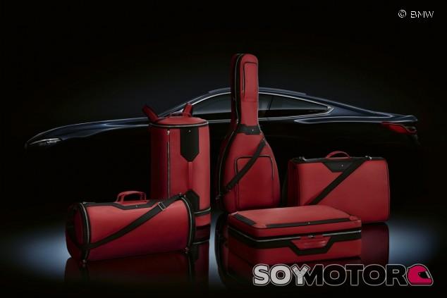 Cinco accesorios componen el set para el BMW Serie 8 Coupe a un precio de 14.900 euros - SoyMotor.com