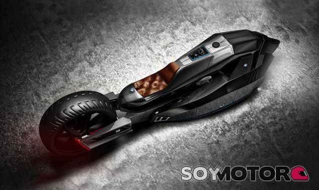 Mehmet Doruk Erdem nos muestra su particular visión de futuro con la Titan Concept - SoyMotor