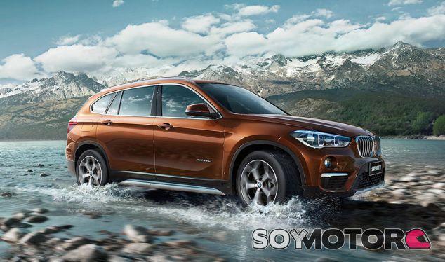 El BMW X1 de batalla larga ha sido presentado en el Salón de Pekín - SoyMotor