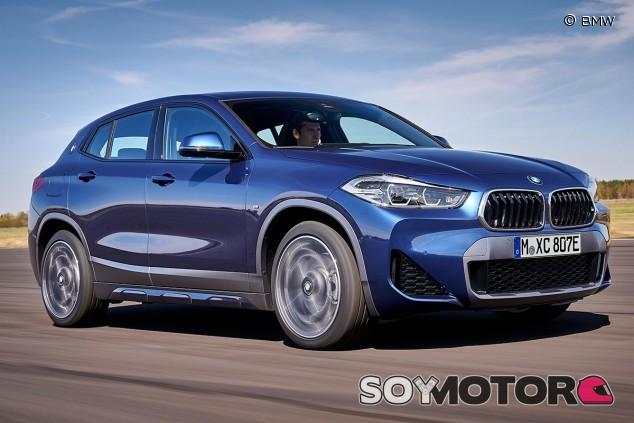 BMW X2 xDrive25e, híbrido enchufable - SoyMotor.com