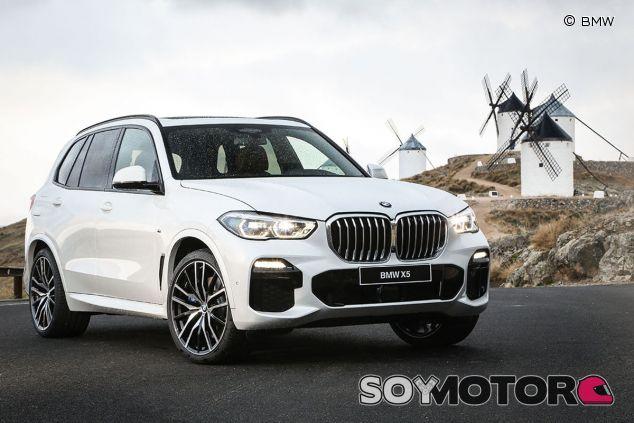 BMW X5 xDrive30d 2019, primera prueba - SoyMotor.com
