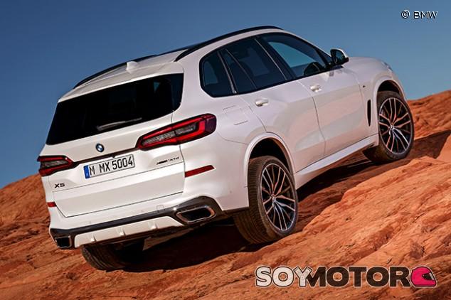 BMW lanzará un X5 'Fuel Cell' en 2025 - SoyMotor.com