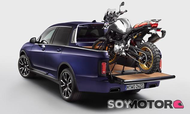 BMW X7 Pick-up: un juguete para aventureros - SoyMotor.com