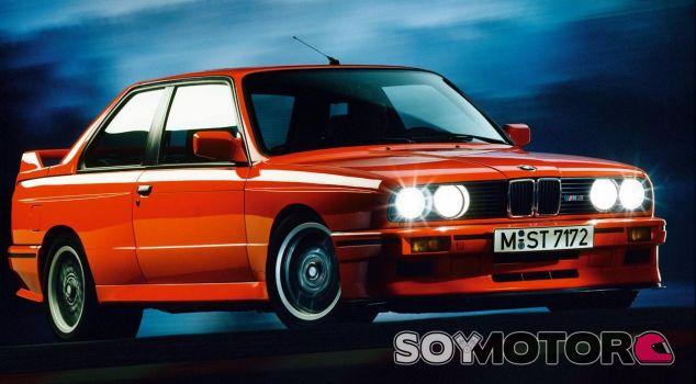 BMW M3 E30 -SoyMotor