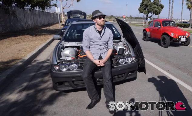 BMW baterias recicladas - SoyMotor.com