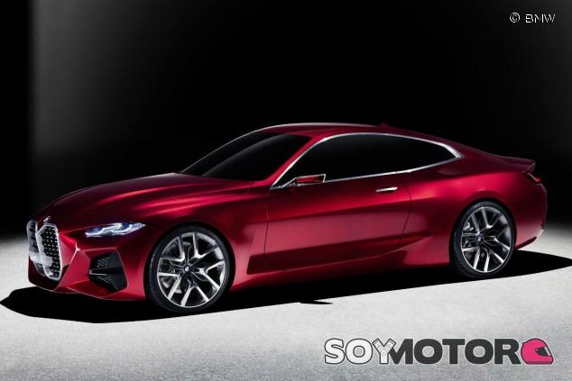 BMW Concept 4: el embrión del nuevo Serie 4 - SoyMotor.com