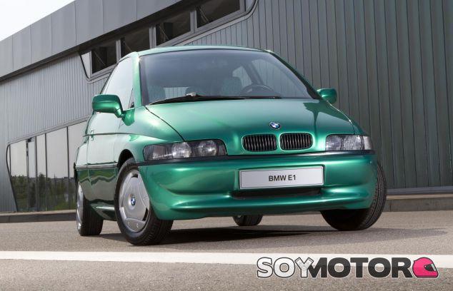 BMW E1 - SoyMotor.com