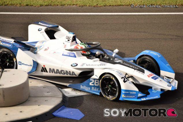 BMW pisa fuerte en los test de pretemporada de la Formula E - SoyMotor.com