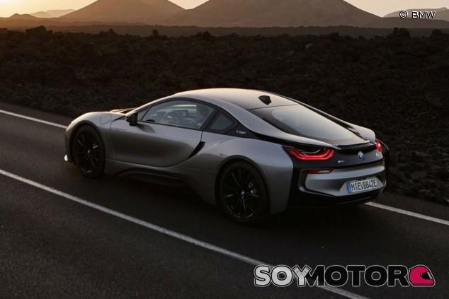 El BMW i8 más radical que fue real pero nunca vio la luz - SoyMotor.com