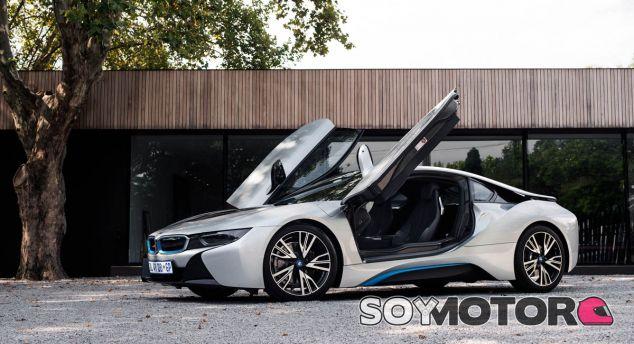 El BMW i8 es el mejor ejemplo de un deportivo eléctrico - SoyMotor