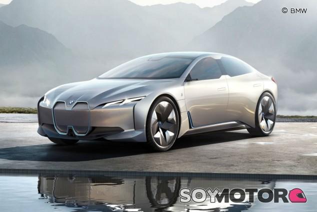 BMW i6: la nueva berlina eléctrica alemana, en 2024 - SoyMotor.com