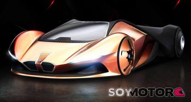 BMW M1 Shark Concept, ¿cómo sería el BMW M1 del año 2080? - SoyMotor.com