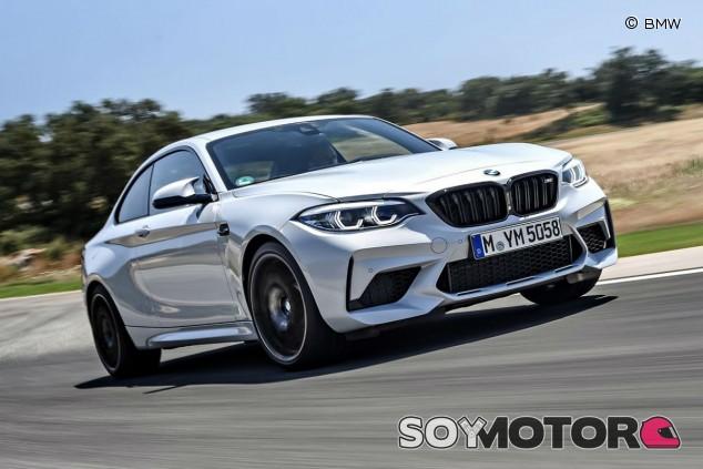 El BMW M2 se despide de Europa temporalmente - SoyMotor.com