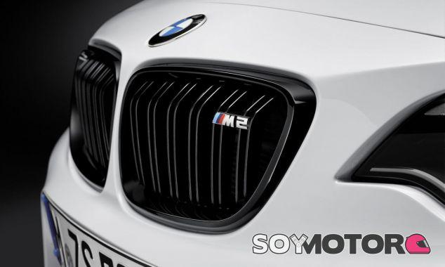 Picante de M Performance para el BMW M2