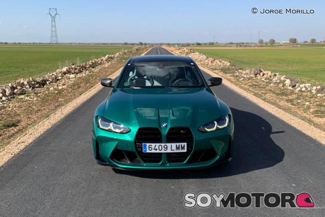 BMW M3 2021: sexta generación con 510 caballos de potencia - SoyMotor.com