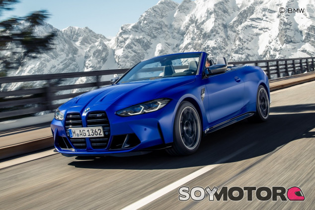 BMW M4 Cabrio 2021: sólo Competition y con tracción total - SoyMotor.com