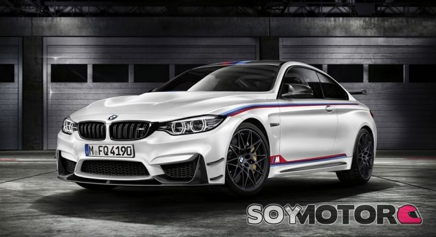 BMW M4 DTM Champion Edition - SOyMotor