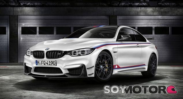 BMW M4 DTM Champion Edition - SOyMotor