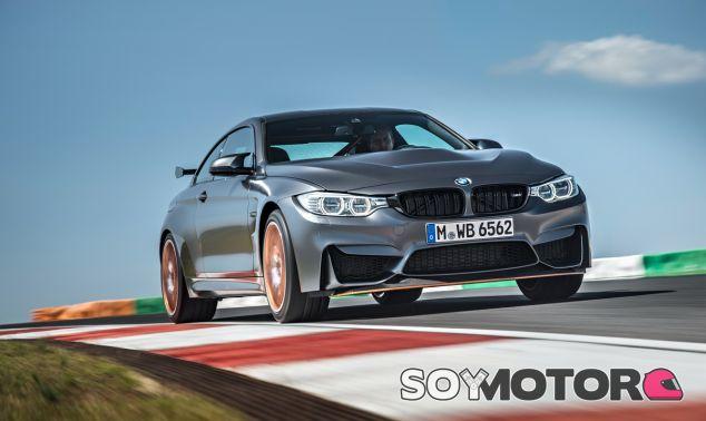 El BMW M4 GTS ha demostrado su garra en Nürburgring - SoyMotor