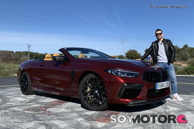 BMW M8 2019: deportividad y lujo, sólo en versión Competition - SoyMotor.com
