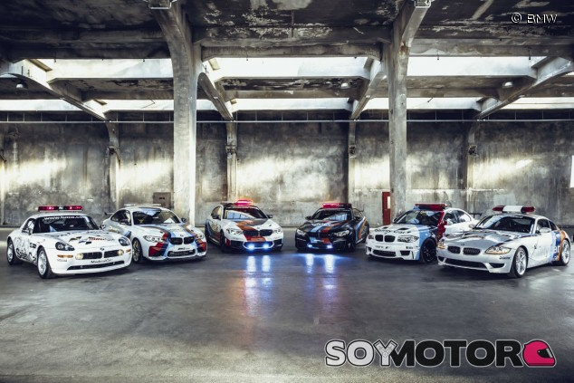 BMW M: Más de 20 años de Safety Car para MotoGP - SoyMotor.com