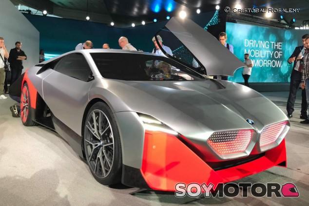 BMW Vision M Next: futuro en clave deportiva - SoyMotor.com