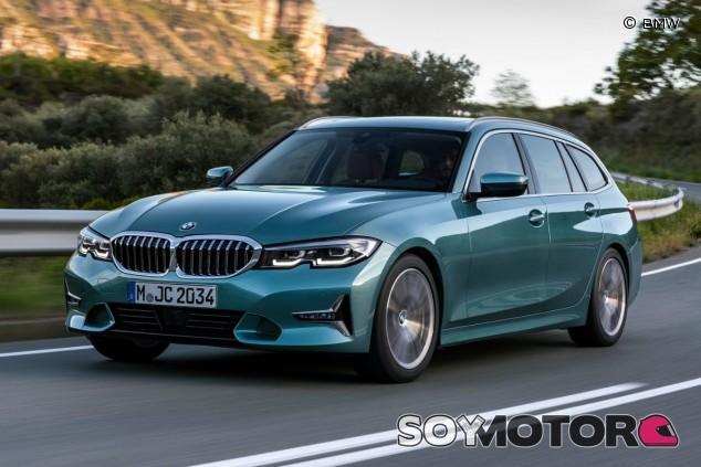 BMW Serie 3 Touring 2020: un familiar con mucho que decir - SoyMotor.com