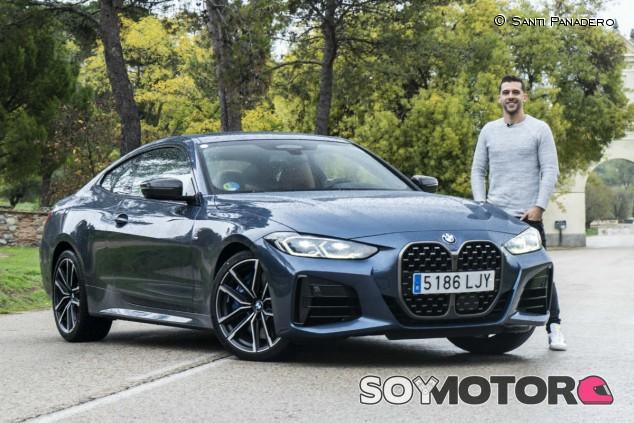 BMW Serie 4 Coupé 2021: probamos el M440i xDrive - SoyMotor.com