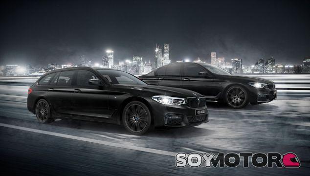 Los BMW Serie 5 y M5 Misión Imposible se pondrán a la venta en Japón - SoyMotor