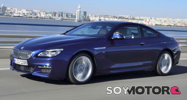 BMW Serie 6 Coupé - SoyMotor.com