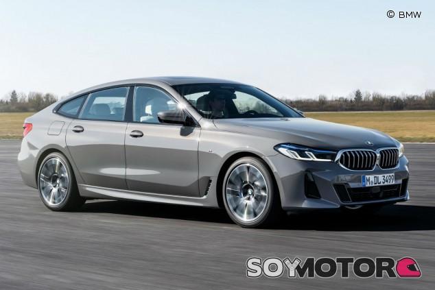BMW Serie 6 Gran Turismo 2021: a partir de 65.800 euros - SoyMotor.com