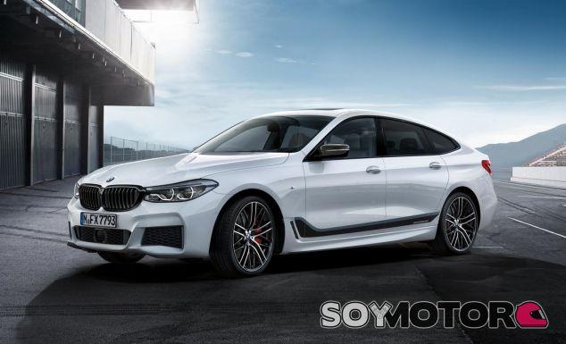 BMW Serie 6 GT M Performace - SoyMotor.com