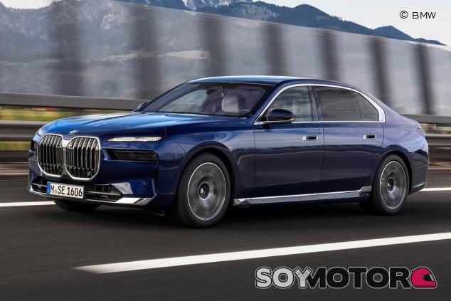 BMW Serie 7 2023: presentación a finales del año que viene - SoyMotor.com