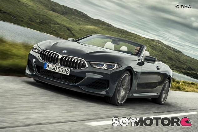 BMW Serie 8 Cabrio 2019 - SoyMotor.com