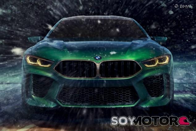 BMW Serie 9 - SoyMotor.com