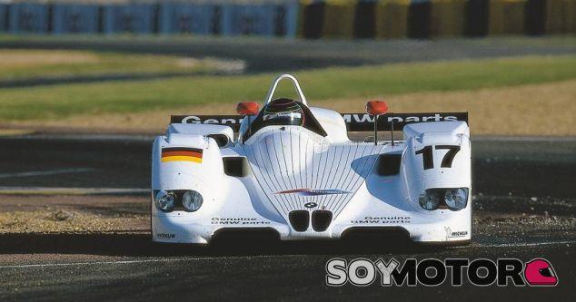 BMW V12 LMR que ganó en las 24 horas de Le Mans del 1999 - SoyMotor.com