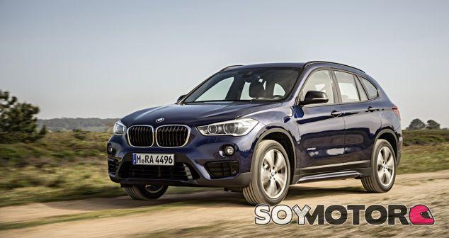 El BMW X1 también será un híbrido enchufable en el próximo ejercicio - SoyMotor