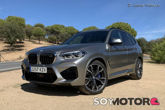 BMW X3 M 2019: un bendito desafío a la lógica - SoyMotor.com