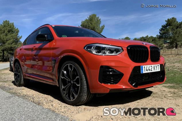BMW X4 M 2019: SUV de piel coupé y corazón extremo - SoyMotor.com