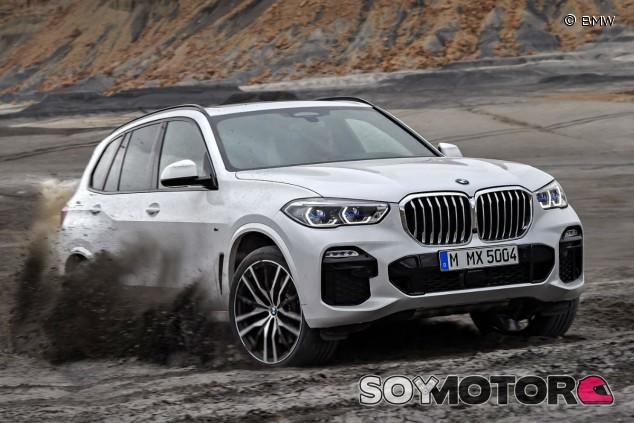 BMW X5 2019: en España desde 72.800 euros - SoyMotor.com