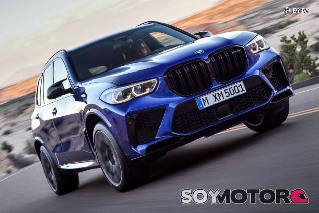 BMW X5 M 2020: dos versiones y hasta 625 caballos - SoyMotor.com