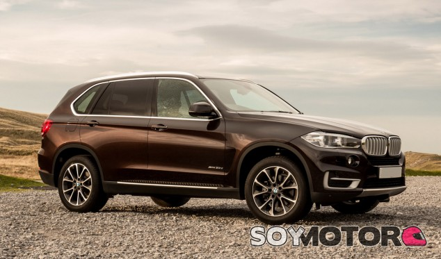 El BMW X5 es uno de los vehículos más apreciados por 'los amigos de lo ajeno' - SoyMotor