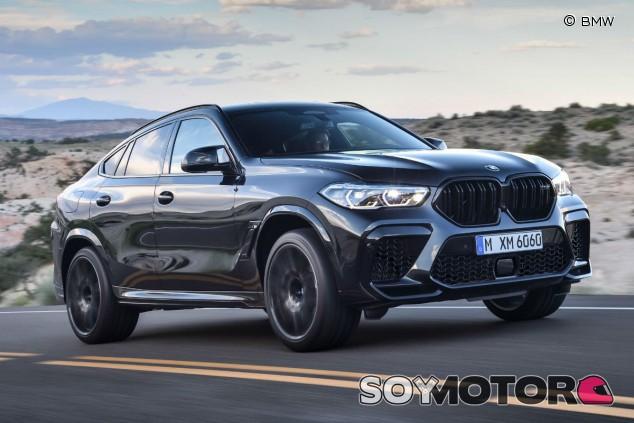 BMW X6 M 2020: la deportividad más extrema - SoyMotor.com