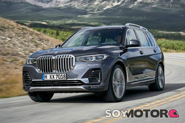 BMW X7 2020 - SoyMotor.com