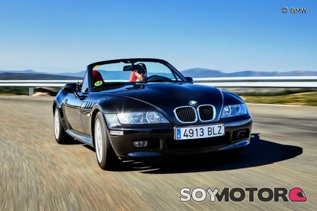 BMW Z3: 25 aniversario de un coche que nació de la mano de James Bond - SoyMotor.com