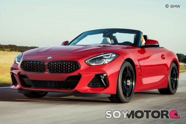 BMW Z4 M40i - SoyMotor.com