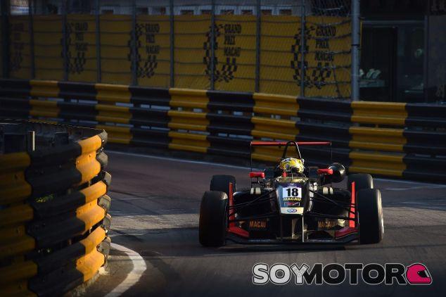 El Fórmula 3 de Dorian Boccolacci en el GP de Macao 2017 – SoyMotor.com