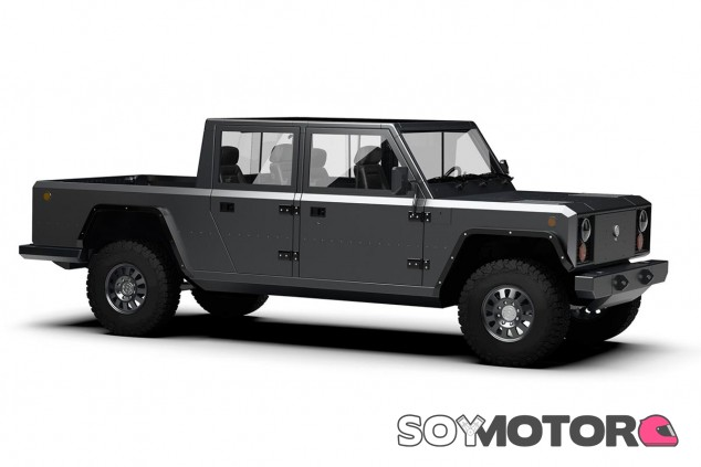 Bollinger B2 2020 - SoyMotor.com